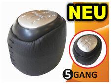 SAAB 9-3 93 (03-12) 5-GANG SCHALTKNAUF LEDER 55566206 55353898 * NEU *