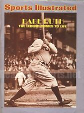 1974 Babe Ruth Yankees No Label Sports Illustrated