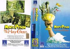 MONTY PYTHON AND THE HOLY GRAIL  {1974}  *RARE VHS TAPE*  ORIGINAL, THORN/EMI