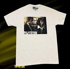 New Pulp Fiction Uma Thurman 1994 John Travolta Mens Vintage T-Shirt