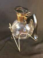 "Vintage Mid Century Modern ""Cory"" Coffee Pot  Carafe with Pouring Stand"