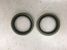 Qty 2 Trailer Hub Grease Seal 15192TB (10-60) 1.500'' x 1.987'' for 2000# Axles
