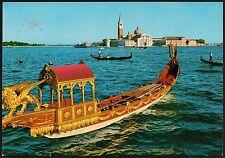 AA3238 Venezia - Città - San Giorgio Maggiore - Antica imbarcazione