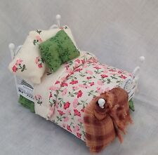 24th Scale Handmade Dolls' Bedroom Miniatures