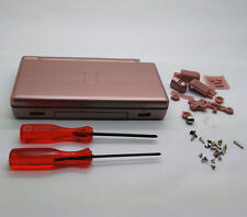 Replacement Rose Housing Shell kit for DS Lite, NDSL DSL Casing Repair Part