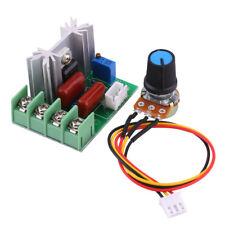 AC 220V  2000W SCR Voltage Regulator Speed/Light Dimmer Temperature Controller