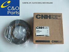 5198796, CLUTCH KIT, PTO, NEW HOLLAND TRACTOR,