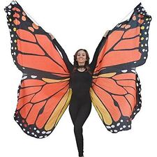 Danzcue Butterfly Belly Dance Angel Worship Angel Wings With Sticks