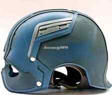 Mens 1:1 Captain America Wearable Helmet Replica Realistic Motorcycle Mask Gift