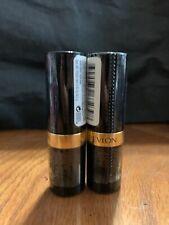 NEW SEALED, 2 PK Revlon Creme Super Lustrous Lipstick, 477 Black Cherry (4.2 g)