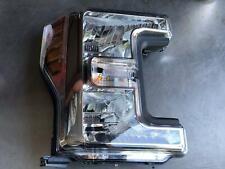 17 18 19 Ford F250 F350 Passenger Right Headlight Assembly Halogen OEM NICE!