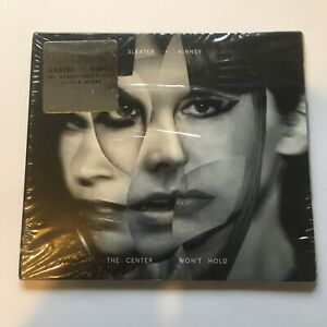 Sleater-Kinney-The Center Won`t Hold CD NEW and SEALED