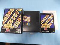 World Heroes 2 NEO GEO AES SNK neogeo Video Game Used From Japan 12212
