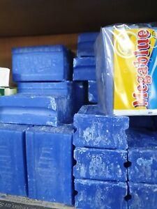 Jamaican Blue Power Soap                      6 x 130g loose bars