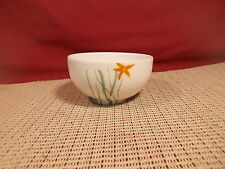 """Philipe Deshoulieries China """"A Garden Under The Sea"""" Slanted Top Dish/Cup 2 1/8"""""""