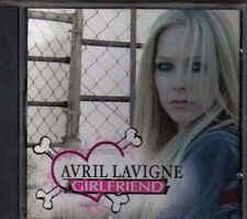 Avril Lavigne-Girlfriend Promo cd single