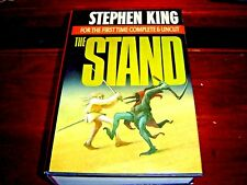 The Stand By STEPHEN KING Complete and Uncut HARDCOVER It Carrie * LIKE NEW*