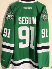 Reebok Premier NHL Jersey Dallas Stars Tyler Seguin Green sz M