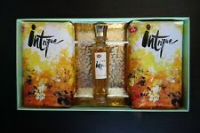 Ankara - intrigue - coffret parfum et 2 savons - vintage.