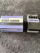 Arion Stereo Flanger - Vintage Pedal