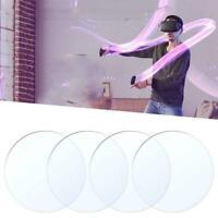 4 Stück für Oculus Quest 2 VR Brille TPU Softfilm VR Zubehör HEISS Y4H4