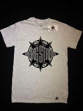 Gang Starr Guru Gris RAP/HIP-HOP T Shirt Large