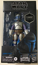 Star Wars Black Series Jango Fett Gamestop Exclusive 6? Bounty Hunter Hasbro