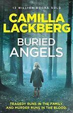Buried Angels (Patrik Hedstrom 8), Lackberg, Camilla, Very Good Book