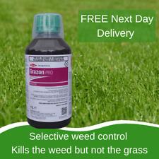 STRONG PADDOCK WEED KILLER GRAZON PRO SAFE TO GRASS KILLS DOCKS THISTLES NETTLES