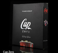 Cup Zero ( DVD and Gimmick ) - Magic Trick,close up magic,mentalism,Illusion,Fun