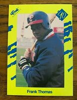 1990 Classic #T93 FRANK THOMAS Rookie Card (RC) -  White Sox - NM