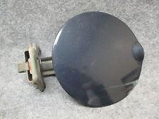 1997-2001 Mercury Mountaineer Gas Fuel Filler Door w/ Hinge Dark Blue OEM 24648
