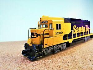 H0 Gleichstrom Diesellok GP38-2 der Santa Fé, USA