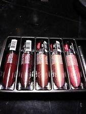 Wet N Wild Megalast 5pc Liquid Lipstick Bundle