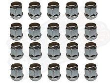 Set 20 Radius Seat Wheel Nuts for Honda original oe alloys cars M12x1.5 19mm hex
