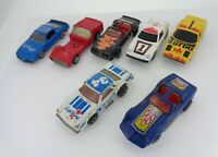 Set of 7 - vintage Corgi Matchbox Pontiac Chevy Super Gt Road Dragster Corvette