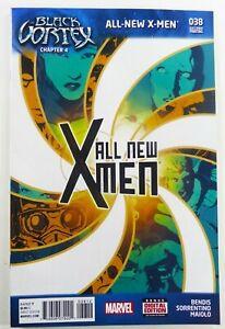 Marvel ALL-NEW X-MEN (2015) #38 HTF 2nd Print VF/NM (9.0) Ships FREE!