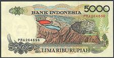 INDONESIA - 5000 RUPIAH 1992 - Banknote Note - P 130 P130 (UNC)