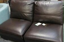 Leather Solid Corner/Sectional DFS Sofas
