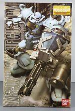 "Bandai 1/100 Mg ""Gundam Ms07B-3 Gouf Custom"" Plastic Model Kit #100567"