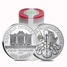 2018 Austria Silver Philharmonic 1 oz 1.5 Euro
