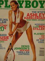 Playboy August 2008   Ashley Harkleroad Susie Feldman Kayla Collins #1157 +