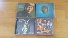 Lot Of Davie Bowie Deluxe CD's:David Bowie, Diamond Dogs, Best Of The BBC; Debut