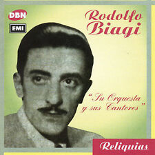 La Orquesta y Sus Cantores by Rodolfo Biagi (CD, Oct-2003, Emi)