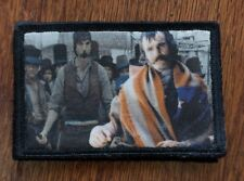 Gangs of New York Morale Patch Tactical Military Army Flag USA Badge Hook