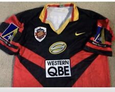 Western perth Reds game players issue Worn jersey Super League Nike