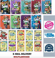 The Sims 2 Full Collection ALL EXPANSIONS | PC | Complete Collection (DOWNLOAD)