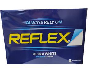 Reflex A3 Copy Paper 80gsm 500 Sheets - Ultra White