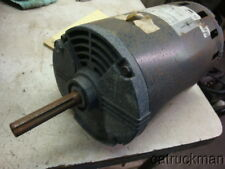 Franklin Electric, Single Phase, 1 HP, 56Z Open Frame, Resilient Mount Motor