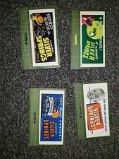O/S Lionel - #310 Billboard Inserts only- Silver Springs, Florida